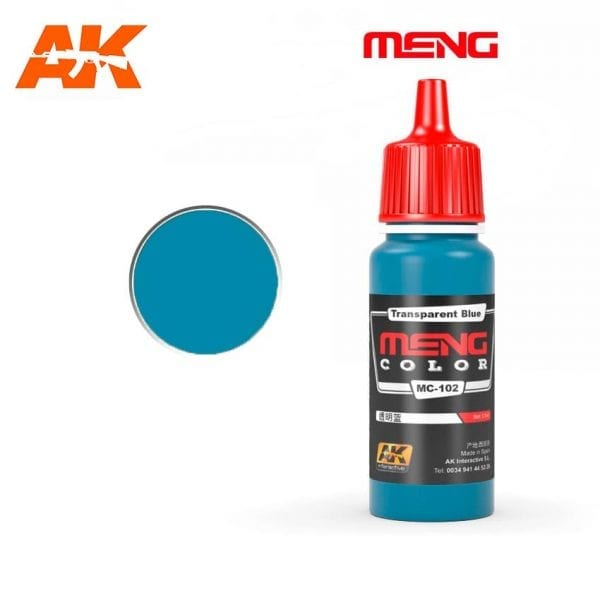 MC-102 acrylic paint meng akinteractive modeling