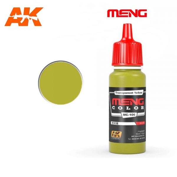 MC-106 acrylic paint meng akinteractive modeling
