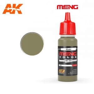 MC-206 acrylic paint meng akinteractive modeling