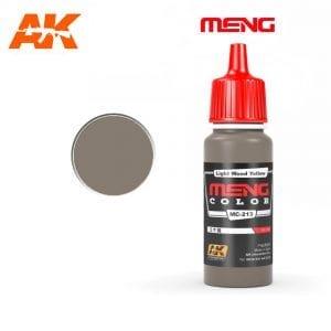MC-213 acrylic paint meng akinteractive modeling
