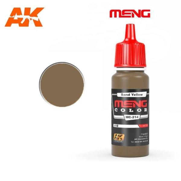 MC-214 acrylic paint meng akinteractive modeling