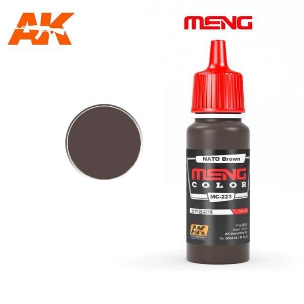 MC-223 acrylic paint meng akinteractive modeling