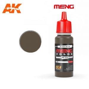 MC-238 acrylic paint meng akinteractive modeling