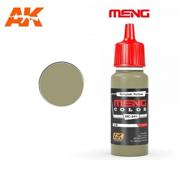 MC-241 acrylic paint meng akinteractive modeling