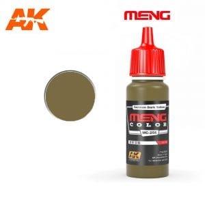 MC-256 acrylic paint meng akinteractive modeling
