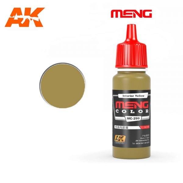 MC-299 acrylic paint meng akinteractive modeling