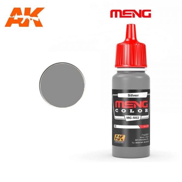 MC-502 acrylic paint meng akinteractive modeling