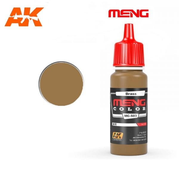 MC-503 acrylic paint meng akinteractive modeling