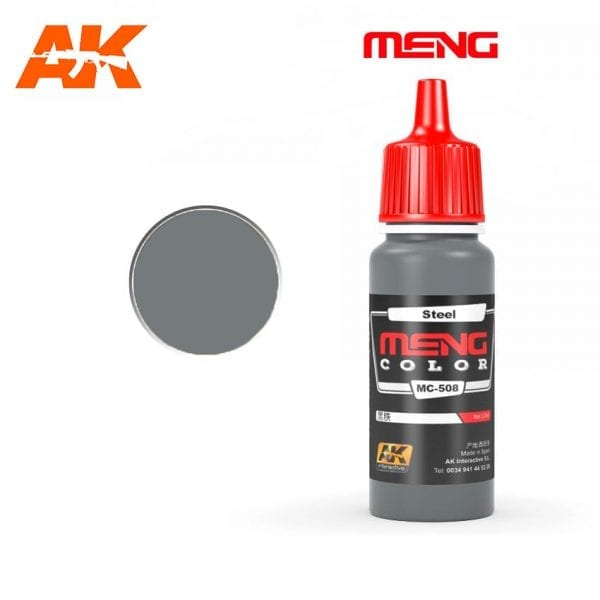 MC-508 acrylic paint meng akinteractive modeling