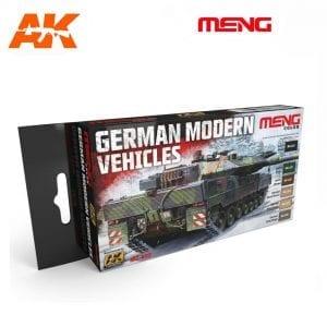 MC802 acrylic paint set meng akinteractive modeling