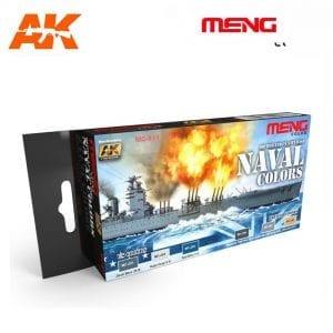 MC811 acrylic paint set meng akinteractive modeling