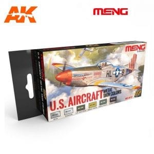 MC812 acrylic paint set meng akinteractive modeling