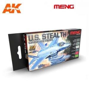 MC815 acrylic paint set meng akinteractive modeling