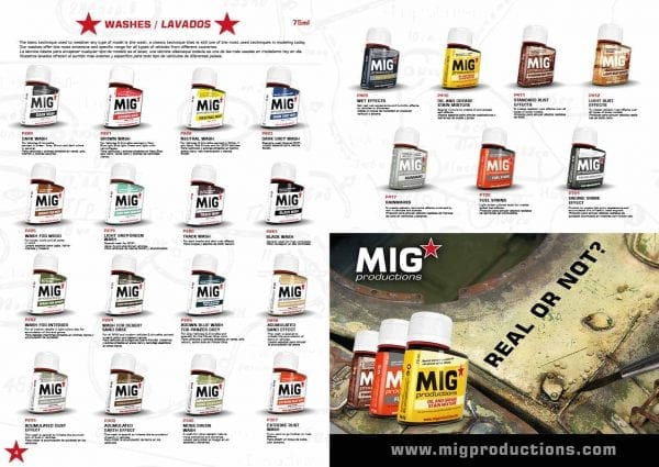 MP1050 MIG PRODUCTIONS 2019 CATALOGUE