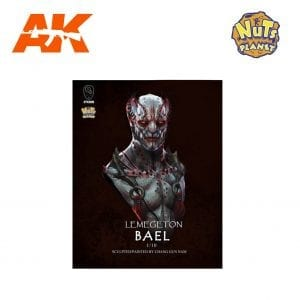 NP SB002 nuts planet akinteractive resin figure