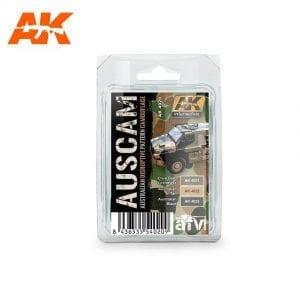 ak4020 acrylic paint set akinteractive modeling