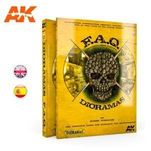 AK8000 dioramas faq book akinteractive