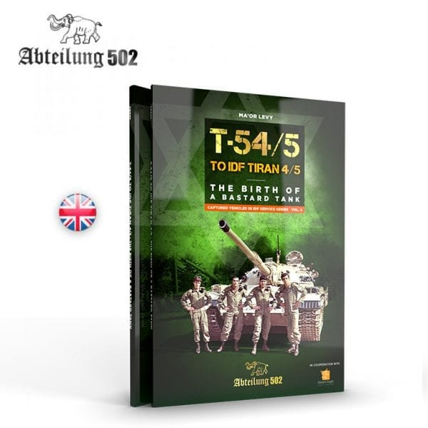 ABT607 Abteilung T-54 BOOK