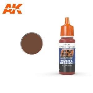 AK129 acrylic paint afv akinteractive modeling