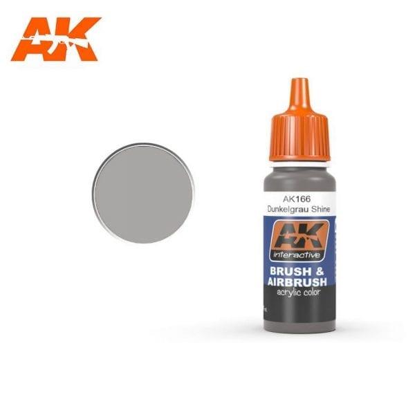 AK166 acrylic paint afv akinteractive modeling