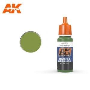 AK173 acrylic paint afv akinteractive modeling