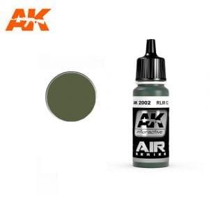 AK2002 acrylic paint air akinteractive modeling