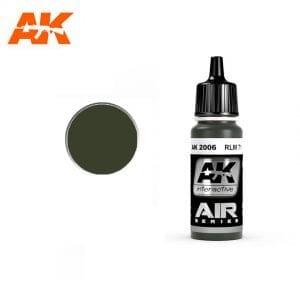 AK2006 acrylic paint air akinteractive modeling