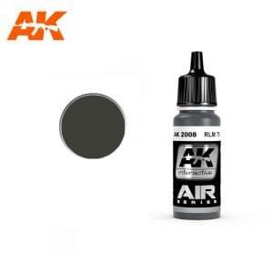 AK2008 acrylic paint air akinteractive modeling
