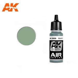 AK2009 acrylic paint air akinteractive modeling