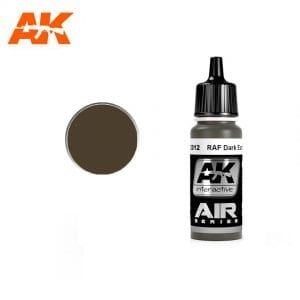 AK2012 acrylic paint air akinteractive modeling