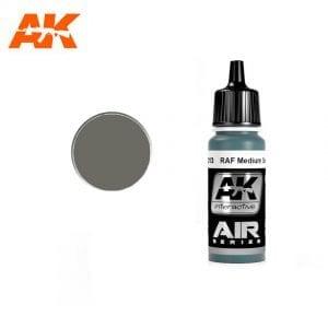 AK2013 acrylic paint air akinteractive modeling