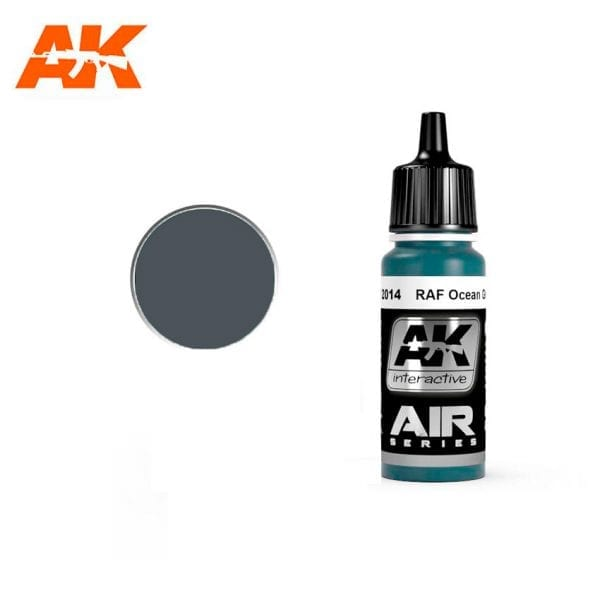 AK2014 acrylic paint air akinteractive modeling