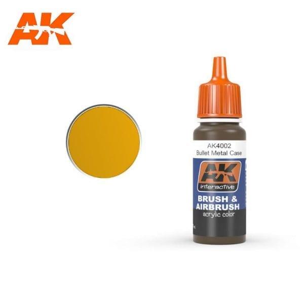 AK4002 acrylic paint afv akinteractive modeling