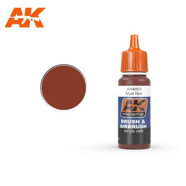 AK4003 acrylic paint afv akinteractive modeling