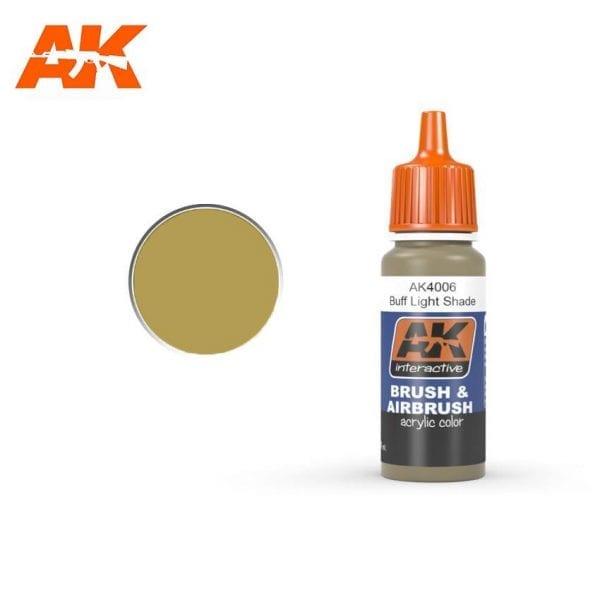 AK4006 acrylic paint afv akinteractive modeling