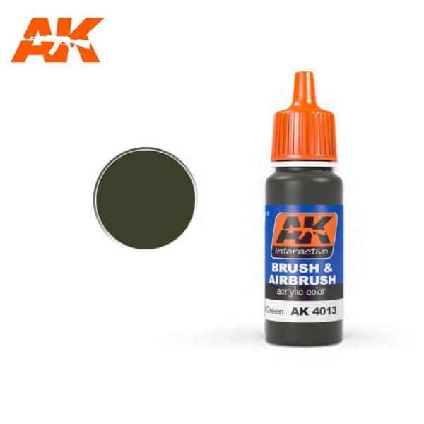 AK4013 acrylic paint afv akinteractive modeling
