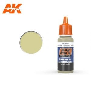 AK4031 acrylic paint afv akinteractive modeling