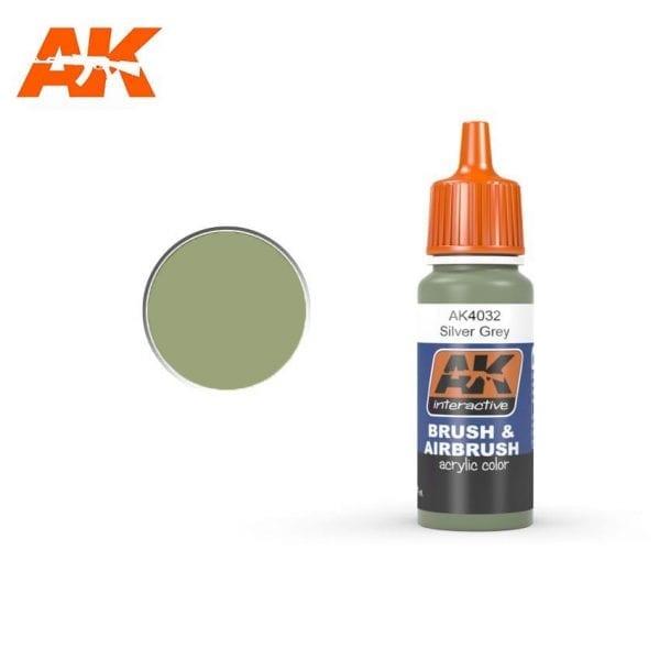AK4032 acrylic paint afv akinteractive modeling