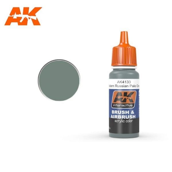 AK4133 acrylic paint afv akinteractive modeling