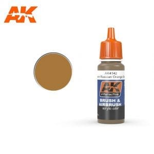 AK4142 acrylic paint afv akinteractive modeling