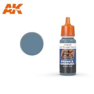 AK4145 acrylic paint afv akinteractive modeling