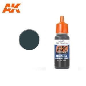 AK4251 acrylic paint afv akinteractive modeling