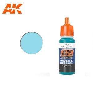 AK4254 acrylic paint afv akinteractive modeling