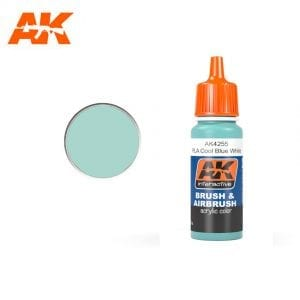 AK4255 acrylic paint afv akinteractive modeling