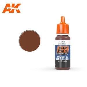 AK708 Dark Rust AK-Interactive