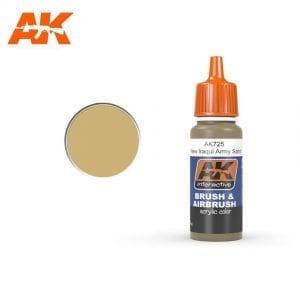 AK725 acrylic paint afv akinteractive modeling