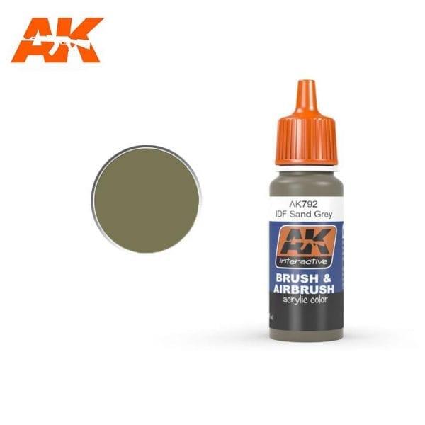 AK792 acrylic paint afv akinteractive modeling