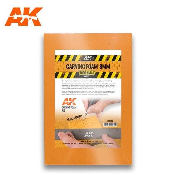 AK8093_CarvingFoam_8mm