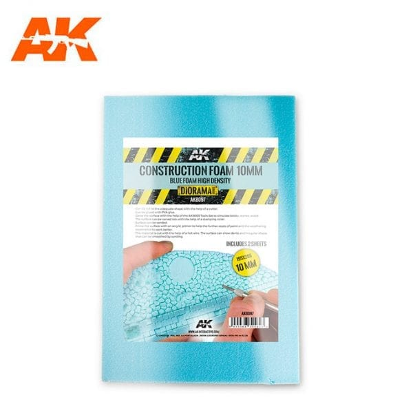 AK8097 Construction Foam 10mm