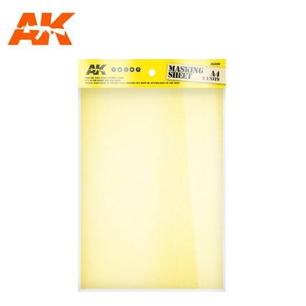 AK8210 Masking tape A4
